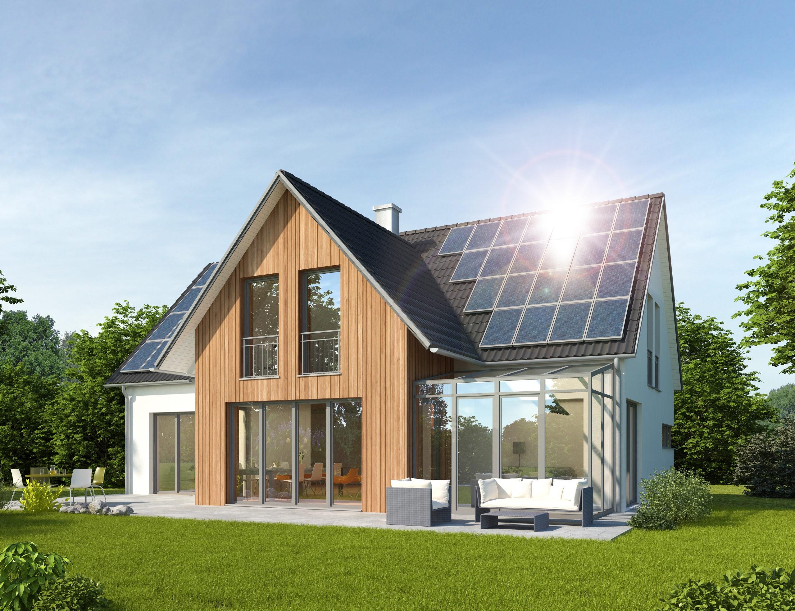 Mit der Erzeugung eigener Sonnenenergie tragen Sie zur Energiewende bei. Foto: ©KB3 - stock.adobe.com