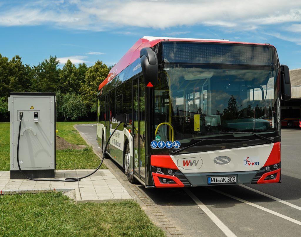 Der elektrische Antrieb fährt emissionsfrei und mit 100 Prozent Ökostrom. Foto: WVV