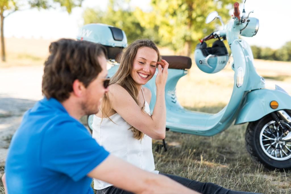 Nutzen Sie jetzt die Gelegenheit und sparen Sie bei dem Kauf eines E-Rollers oder E-Scooters! Foto: Laura Schraudner