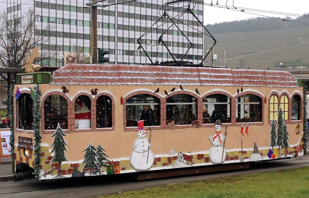 Die Nikolausbahn der WVV
