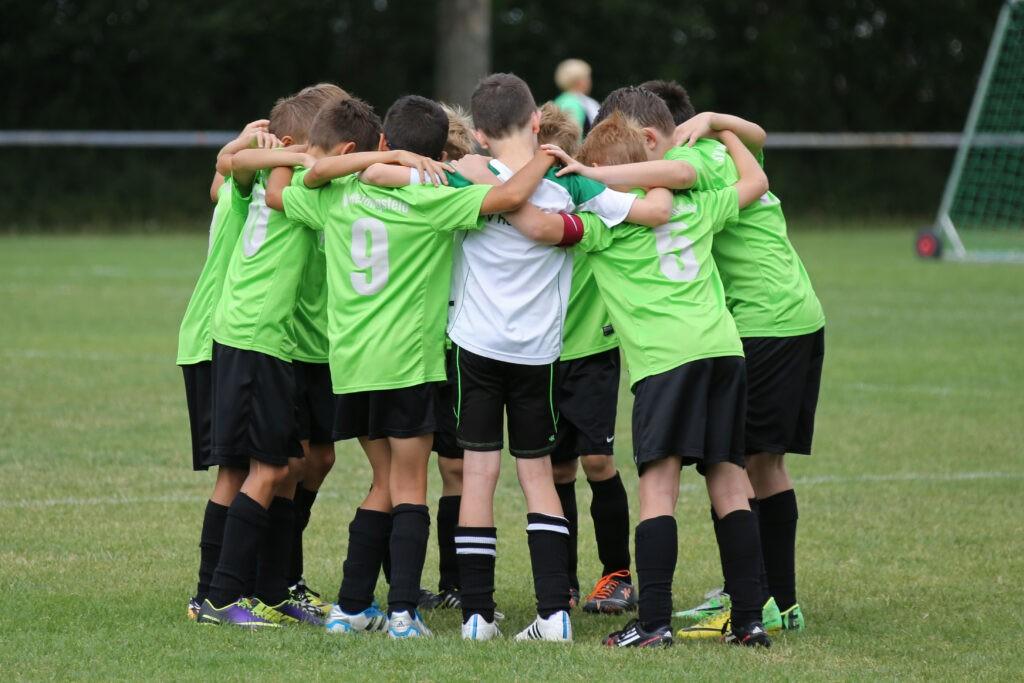 Sportvereine können dank der WVV-Spendenplattform wichtige Projekte umsetzen! Foto: WVV
